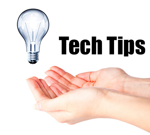 Apple Tech Tips