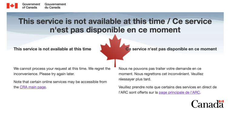 CRA data breach