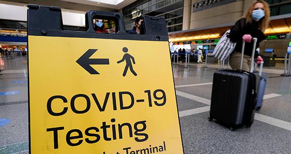 TechnoMinds Covid Travel Service